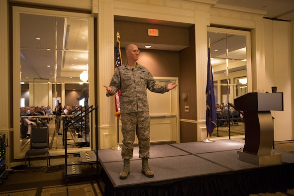 Airmen come together for operational safety review day