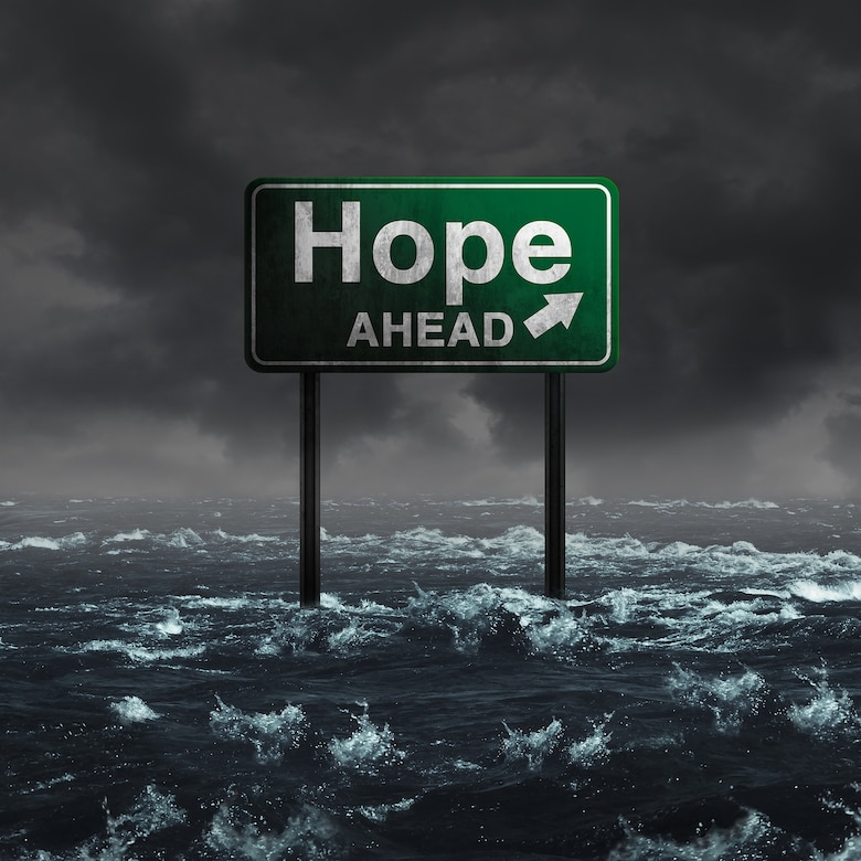 Hope Ahead (Courtesy graphic)