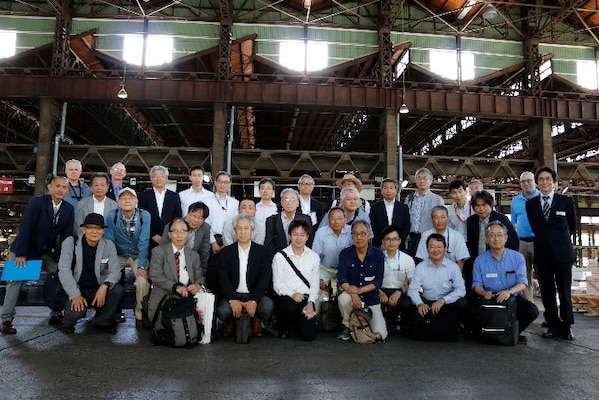 DLA Distribution Center Yokosuka, Japan Welcomes SOLE