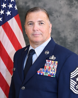 Chief Master Sgt. Robert Safley