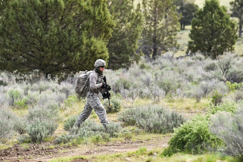 173RD FW Trains for deployments