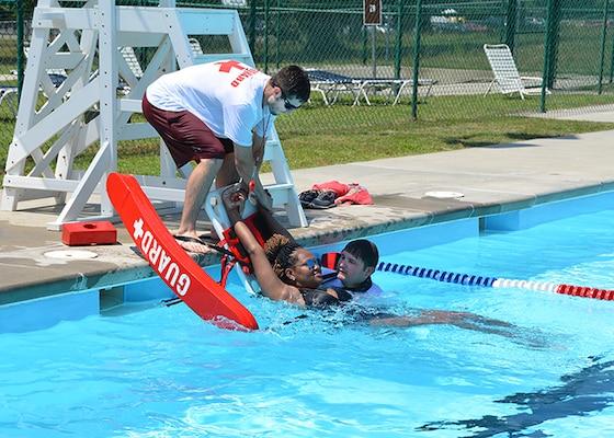 lifeguard trianing