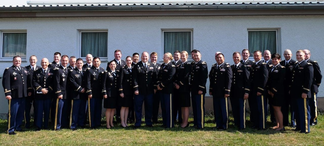 7th Intermediate Level Education Detachment Graduates U.S. Officers, Plans to Certify Allied and NATO Officers