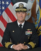 Captain Kevin M. Byrne, Deputy Commander, Joint Base Charleston Commanding Officer, Naval Support Activity Charleston