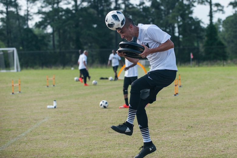 Sgt. Raul Quinones: A mainstay on All-Army Soccer team