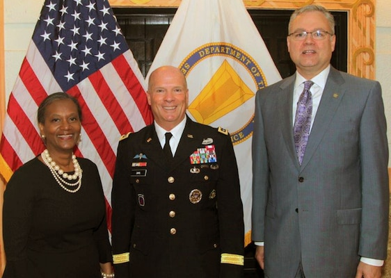 U.S. Army Installation Management Command welcomes two new SES ...