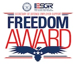 Recipients of the Defense Department's Freedom Award were announced June 26, 2018.