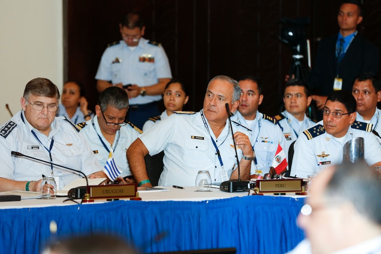 Air chiefs from across the Americas convene in Panama City to promote cooperation