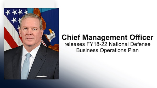 The National Defense Business Operations Plan supports the 2018 National Defense Strategy, which articulates the Department of Defense's mission to compete, deter, and win in an increasingly complex security environment.