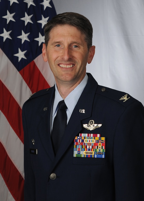 Colonel Bradley L. Spears