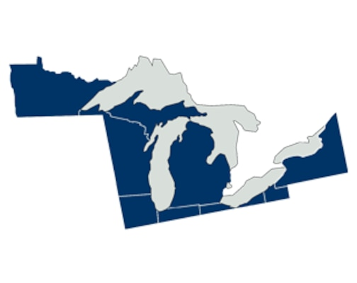 District 9: Indiana, Michigan, Minnesota, New York, Ohio, Pennsylvania, Winsconsin