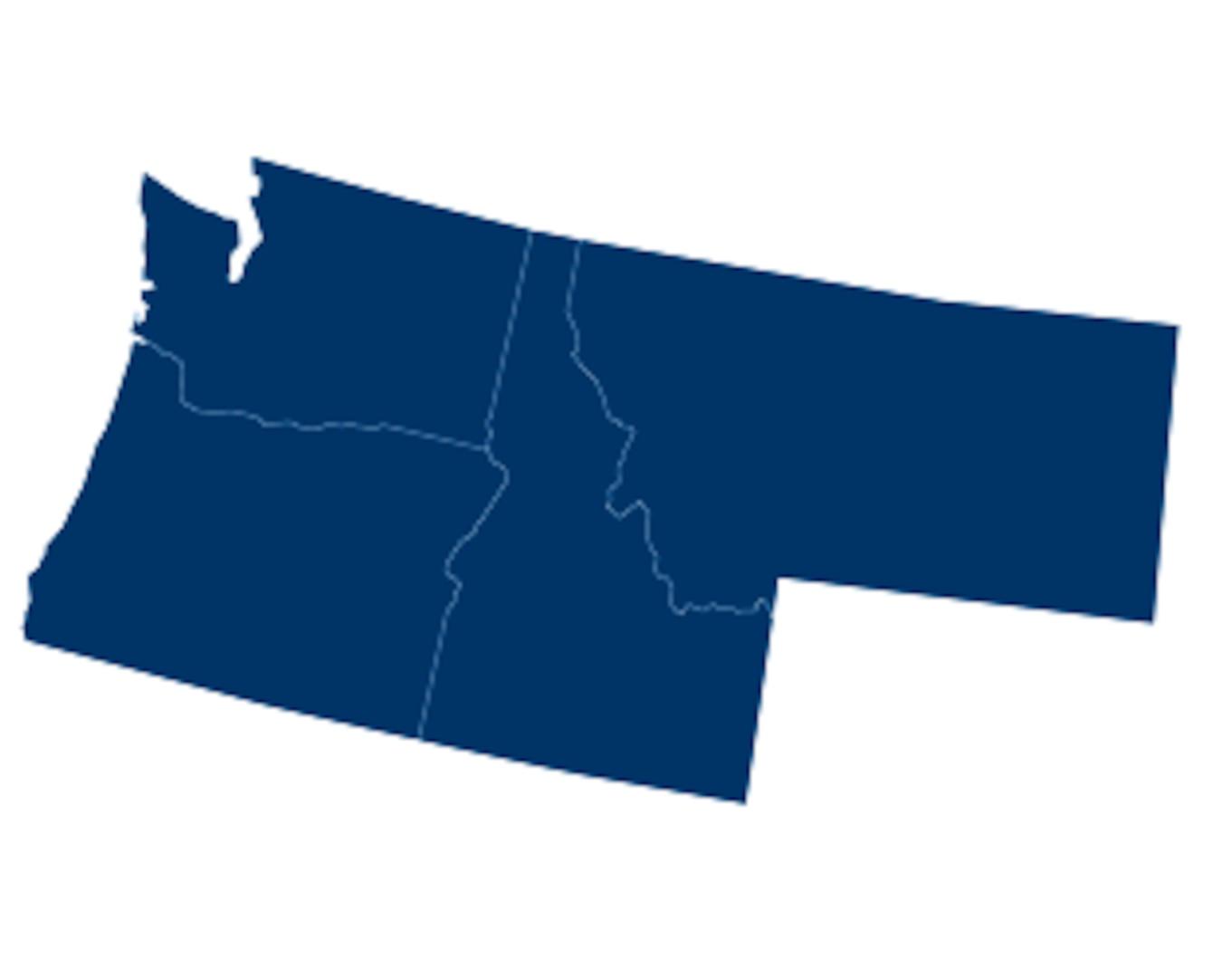 District 13: Idaho, Montana, Oregon, Washington,