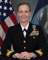 "Rear Adm. Sara ""Clutch"" Joyner"