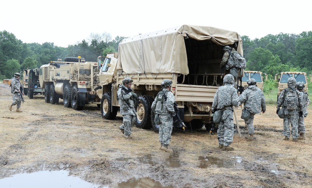 957th QM doing what it takes to be combat-ready