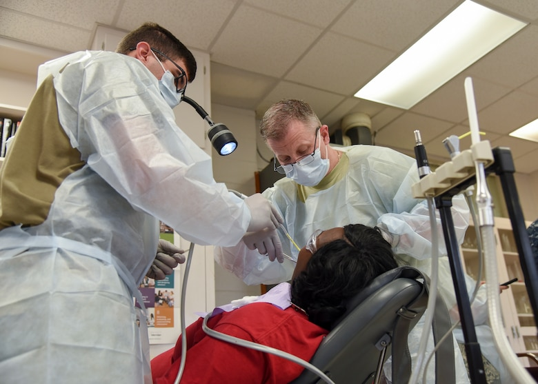 Airmen provide health care as part of Alabama IRT