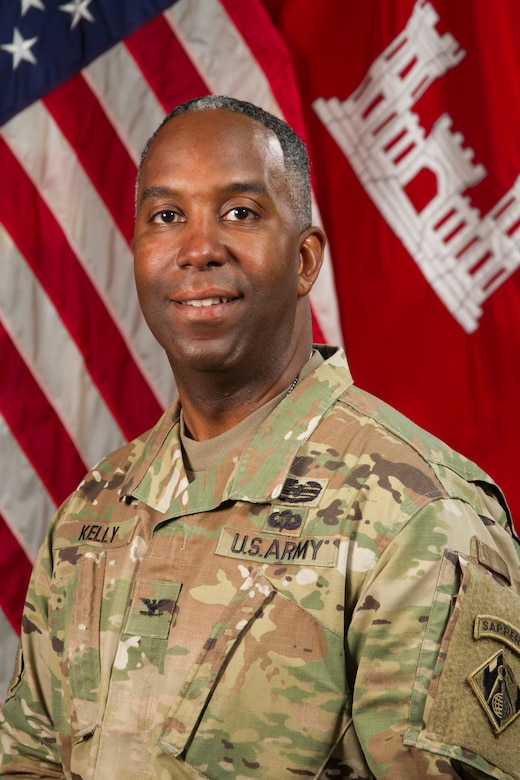 Colonel Jason E. Kelly Commander  Afghanistan Engineer District