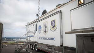 Alabama ANG Mobile Emergency Operations Center