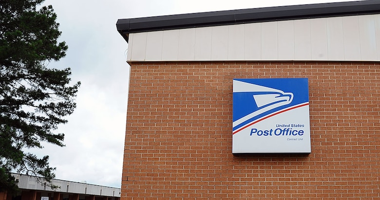 Changes at Robins Post Office