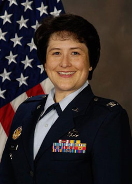 Bio photo of Col Amanda Kato