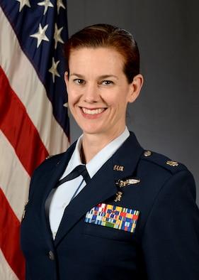 Lt. Col. Mary Finn 628th Aerospace Medicine Squadron commander