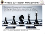 Succession Management Slide