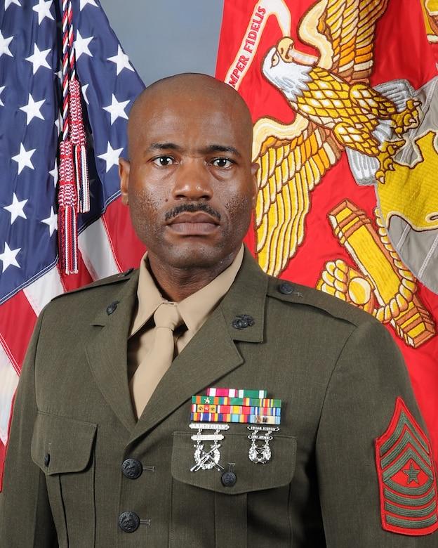 Sergeant Major, Marine Aircraft Group 49