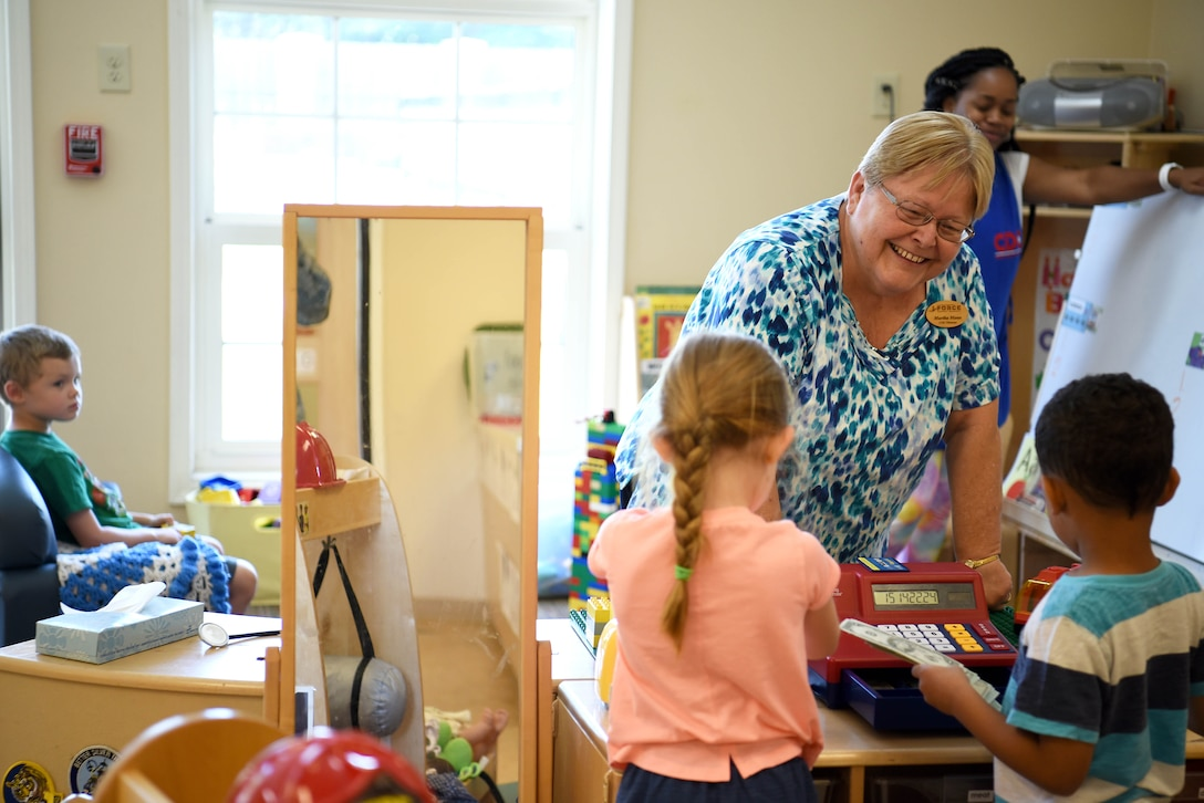 CDC director retires after serving child development program for 24 years