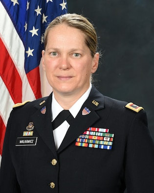 COLONEL JENNIFER WALKAWICZ