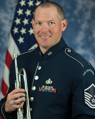Master Sgt. Matthew Misener Bio Photo