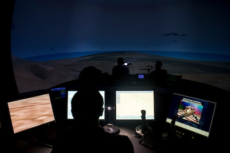 RIMPAC participants go virtual for artillery training