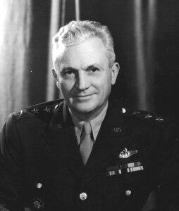 Photo of Lt. Gen. Frank M. Andrews