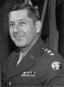 Photo of Lt. Gen. Jacob L. Devers