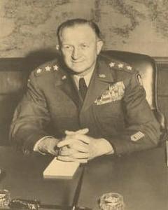Photo of Lt. Gen. Manton S. Eddy