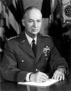 Photo of Gen. Clyde D. Eddleman