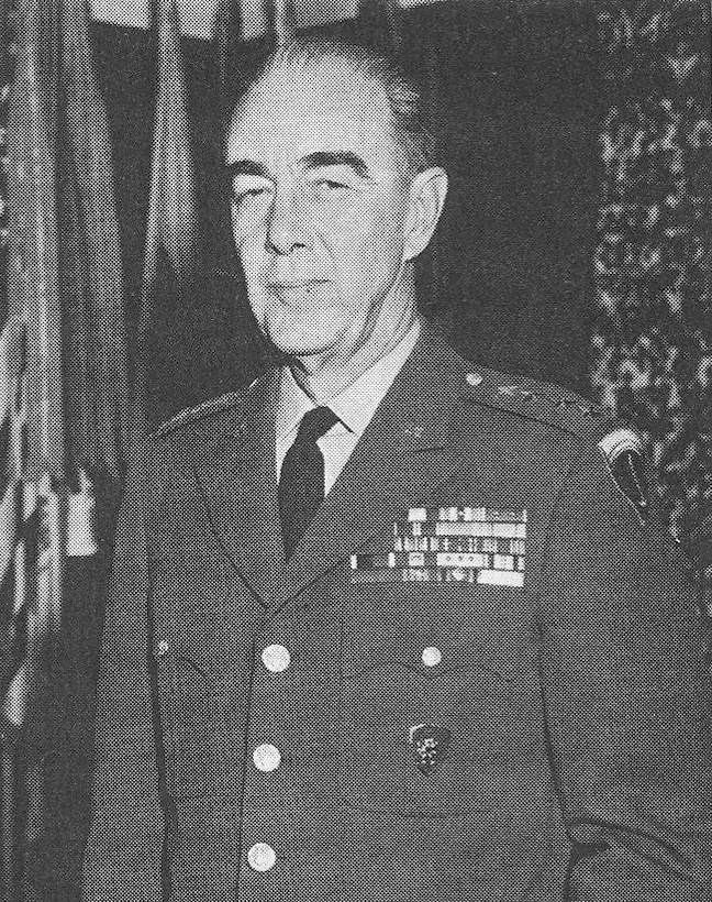 Photo of Gen. James H. Polk