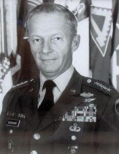 Photo of Gen. George S. Blanchard