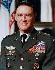 Photo of Gen. Frederick J. Kroesen