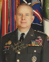Photo of Gen. Crosbie E. Saint