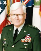 Photo of Gen. David M. Maddox