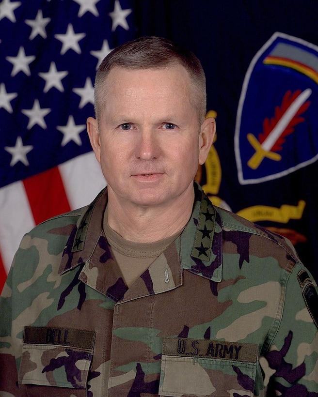 Photo of Gen. Burwell 'BB' Bell