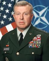 Photo of Gen. David D. McKiernan