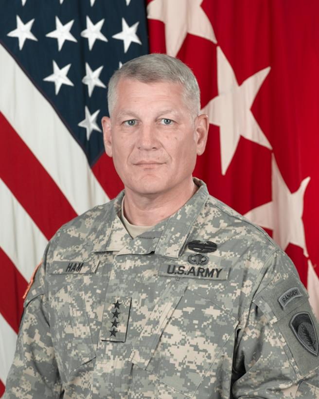 Photo of Gen. Carter F. Ham