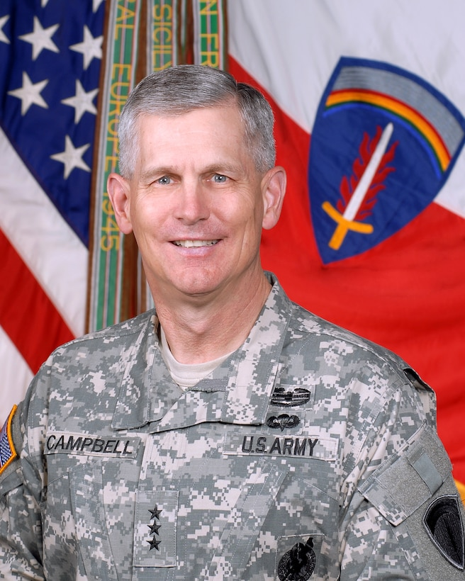 Photo of Lt. Gen. Donald M. Campbell, Jr.