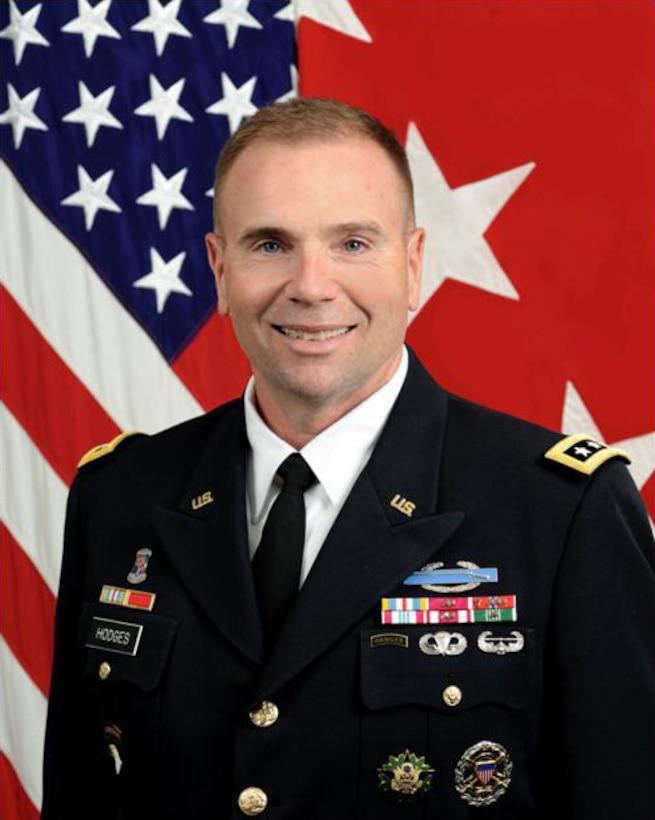 Photo of Lt. Gen Frederick 'Ben' Hodges