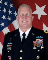 Photo of Maj. Gen. Timothy P. McGuire