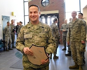 Senior Master Sgt. Promotion