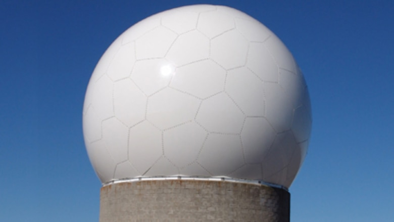 Advanced Composite Radome Technology Results In Cost Savings For The Air Force, Commercial Success For Small Business Photo