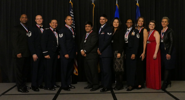 521st AMOW annual awards