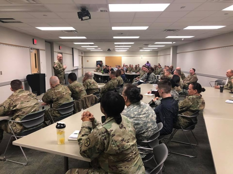 364th ESC instills new mindset in responding to global threats