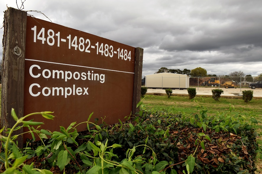 Recycle, reuse and renew: Maxwell's composting facility